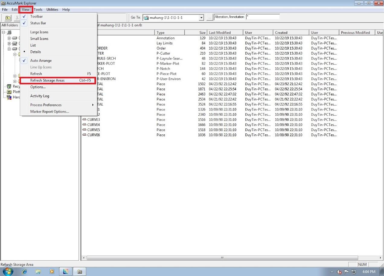 Hướng Dẫn Backup Và Restore Databases Gerber Accumark Trong SQL Server 25