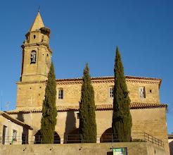 Photo: Iglesia parroquial de San Martín
