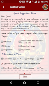 IRCTC Maharajas Apk Download For Android and iPhone 8
