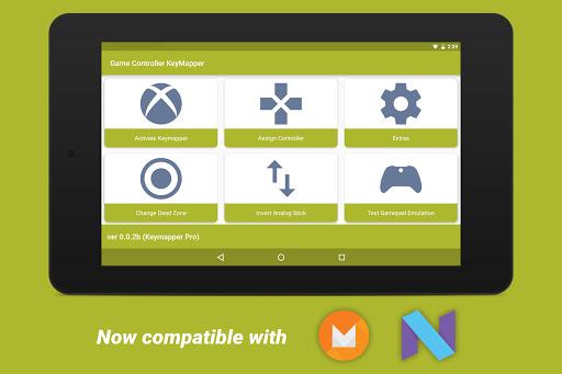 Game Controller KeyMapper 0.2.1 screenshots 1