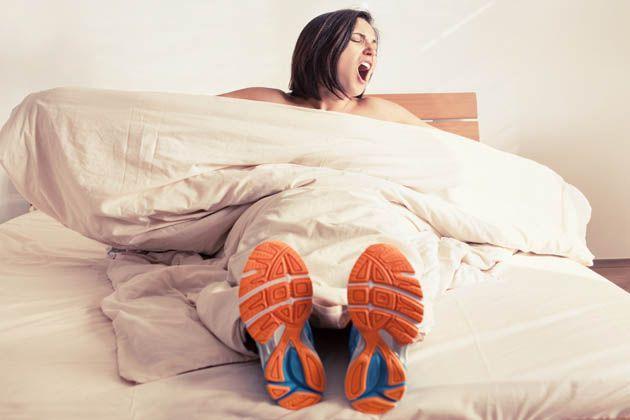 El sueño: vital para los deportistas
