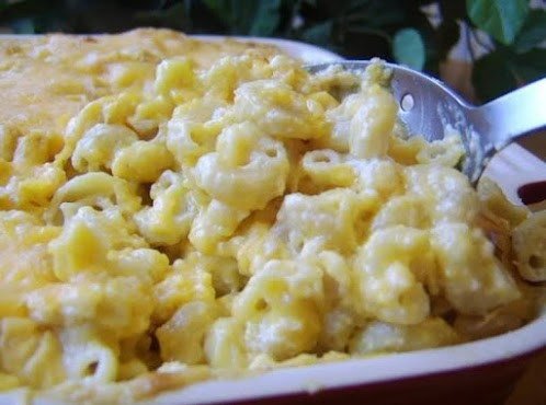 Click Here for Recipe: Ooey Gooey Mac and Cheese
