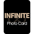 PhotoCard for INFINITE