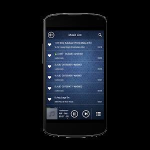 SI MusicPlayer screenshot 2