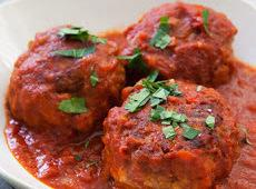 Fireman Bob's Meatballs Pure And Simple Recipe