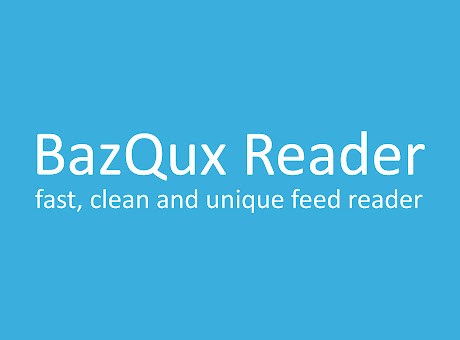 BazQux Reader - Your RSS Feed Reader