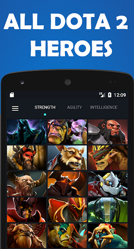 Hero Guide for Dota 2 8.3 androidappsheaven.com 1
