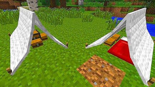 Camping Ideas - Minecraft