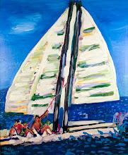 Photo: Herbie Hancock's Maiden Voyage - Acrylic on Canvas