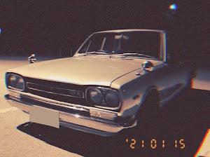 スカイライン  GT-R  1969年のカスタム事例画像 ひろゆきさんの2021年01月15日22:39の投稿