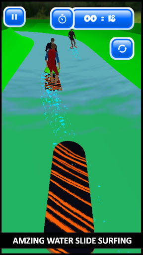 Water Slide Skateboard Race & Stunts : Water Skate 1.0 screenshots 4