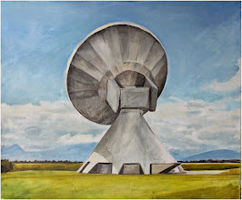 """Photo: """"Raisting"""", 54cm x 65cm, 2014"""