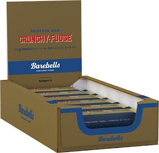 Barebells Protein Bars Crunchy Fudge