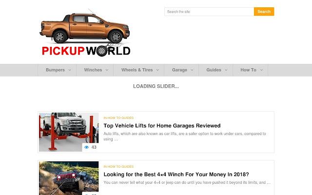 Pickup Truck World