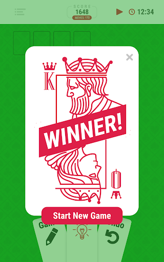 Solitaire Infinite - Classic Solitaire Card Game! apkmr screenshots 9