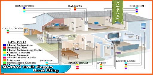 kitchen wiring circuit diagram electrical circuit diagram house wiring apps on google play  electrical circuit diagram house wiring