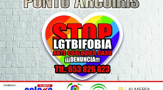 La Feria tendrá un 'punto arcoíris' contra la homofobia