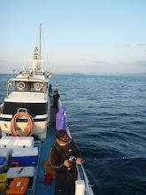 Photo: 今年も沖縄県から3名様ご乗船。 ・・・あと1名は長崎の「飲んだくれ」です。