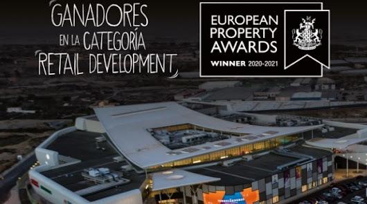 El Centro Comercial Torrecárdenas recibe un galardón europeo