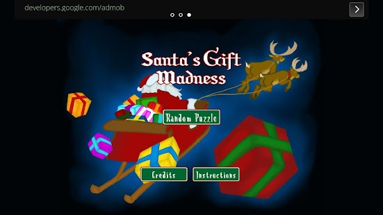 Santa's Gift Madness (Free Version) - náhled