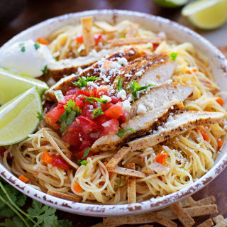 Cafe Rio Style Fideo
