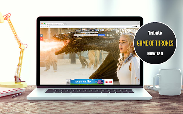 Game of Thrones Tribute New Tab