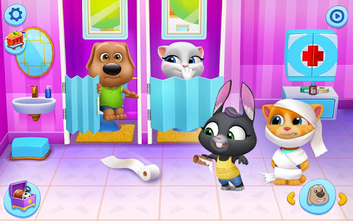 My Talking Tom Friends 1.2.1.3 screenshots 16