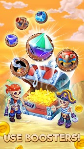 Pirates & Pearls: A Treasure Matching Puzzle MOD (Unlimited Health) 3