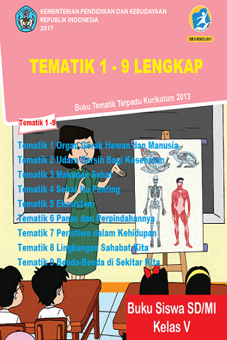 Download Buku Tema 1 Kelas 1 Sd : download, kelas, ✓Download, Kelas, Tematik, Lengkap, Android, [Updated], (2021)