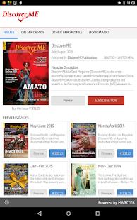 DiscoverMe- screenshot thumbnail