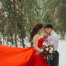 Wedding photographer Elena Abdrakhmanova (lenmontov). Photo of 13.03.2017