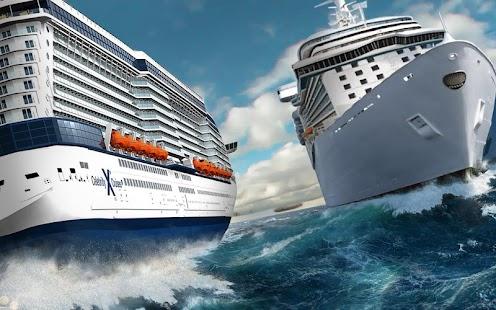 Big Cruise Ship Games Passenger Cargo Simulator - náhled