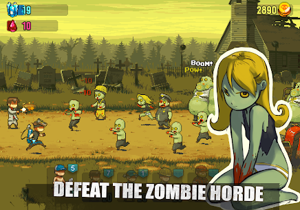 Dead Ahead: Zombie Warfare Apk Download For Android and Iphone 8