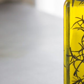 Sous Vide Herb-Infused Olive Oil