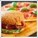 Pizza and Hamburgers Recipes! Free! APK