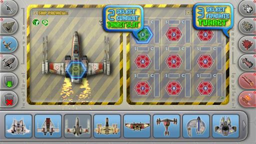 X-Wing vs TIE Fighter