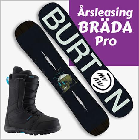 8.Snowboardleasing Pro - jr/vuxen