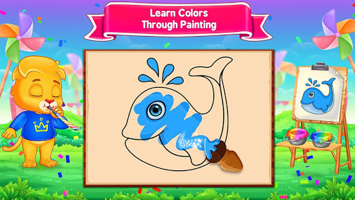 Colors & Shapes - Kids Learn Color and Shape screenshots 3