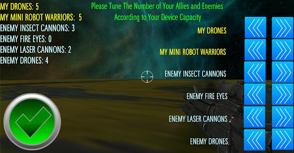 Military Robots War Arena screenshot