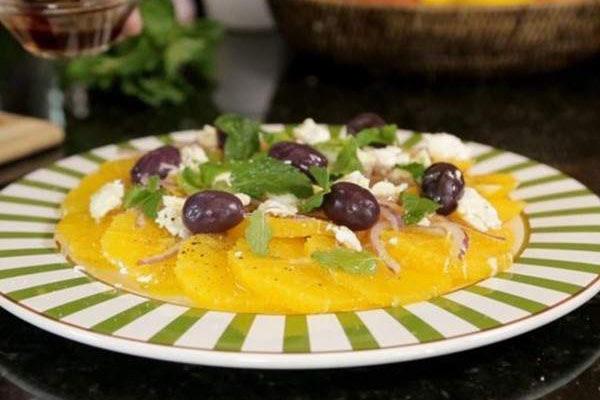 Salada de Laranja