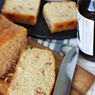 Bacon Cheddar Beer Bread.