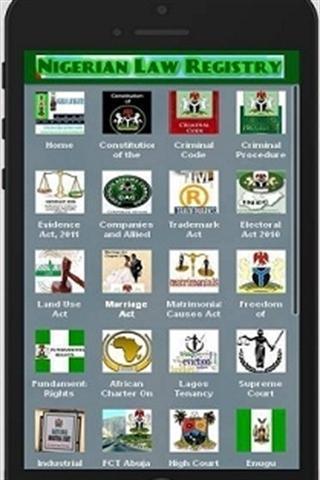 Nigerian Law Registry