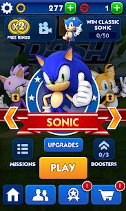 Sonic Dash Mod Apk 3.8.3.Go 5