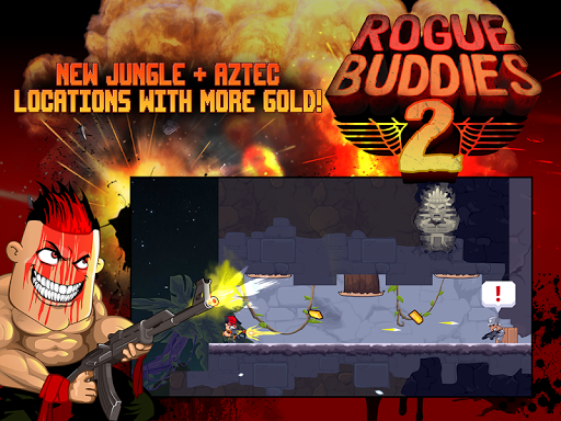 Rogue buddies 2 1.1.0 gameplay | by HackJr.Pw 6