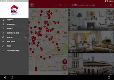 ERA Immobilier- screenshot thumbnail