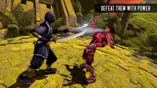 Code Triche Ninja Assassin Warrior Death Survival Zombie War mod apk screenshots 4