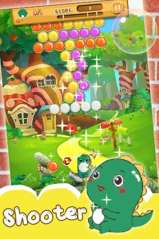 Bubble Shooter Gotji