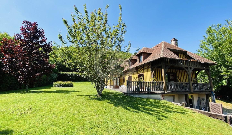Maison avec jardin et terrasse Honfleur
