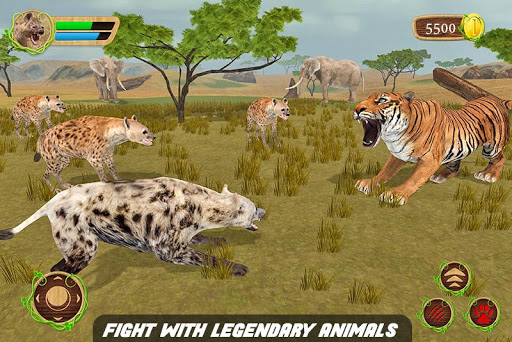 Télécharger Savanna Simulator: Wild Animal Games APK MOD 2