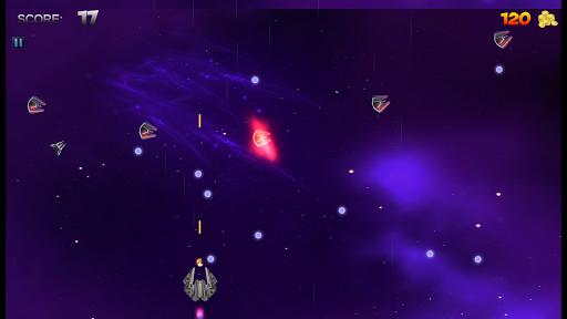 Space Wars-1990: Dendi Shooter android2mod screenshots 1
